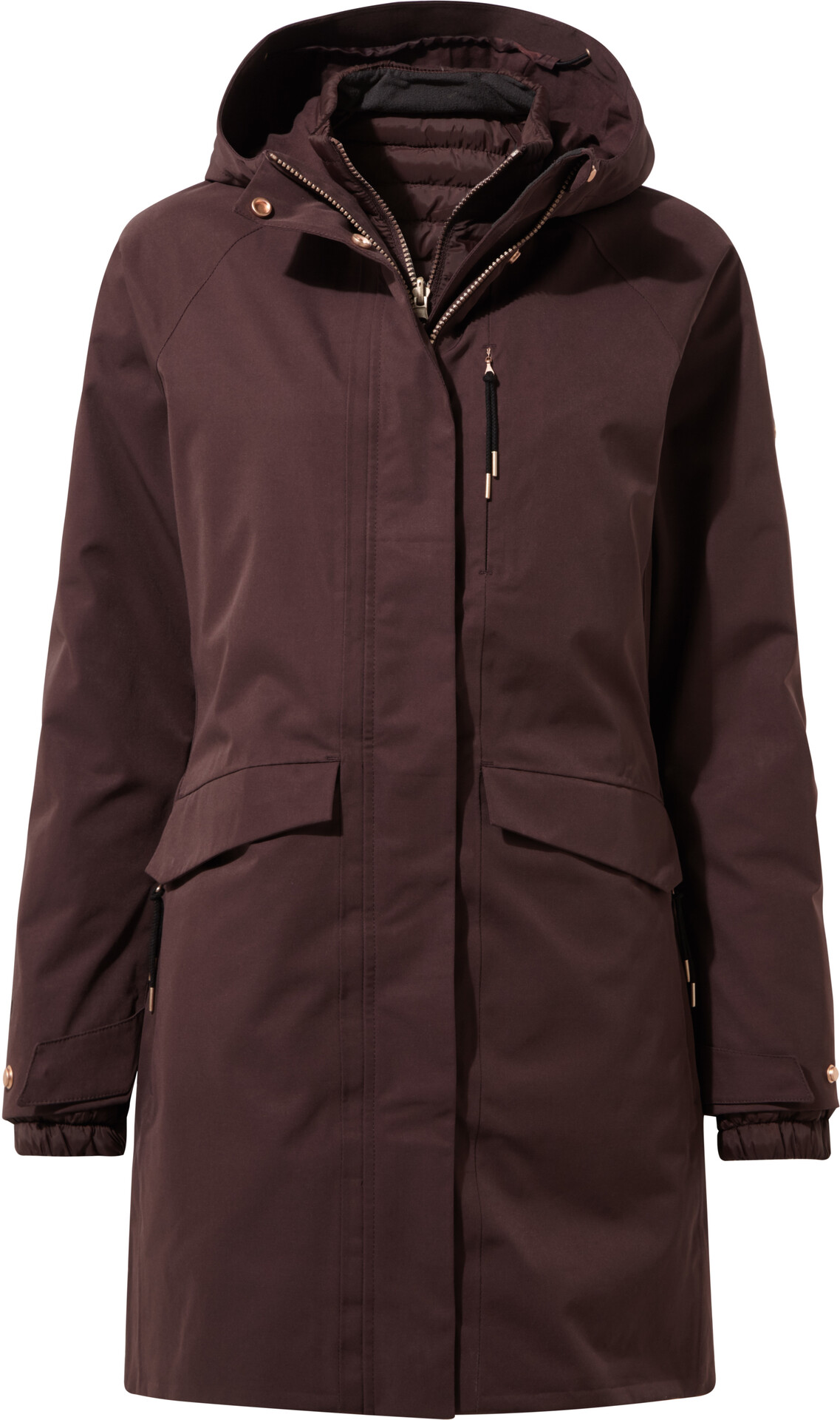 Craghoppers Cato 3 in 1 Jas Dames, port